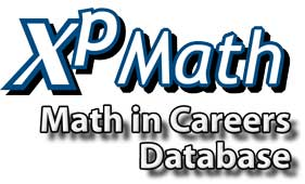Introduction to the XP Math - Math in Careers Database