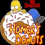 Homer's Donuts Coordinates